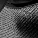 Close-up of quickdry plush wetsuit lining