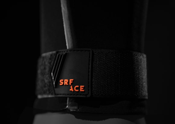 Correas de Velcro para las piernas
